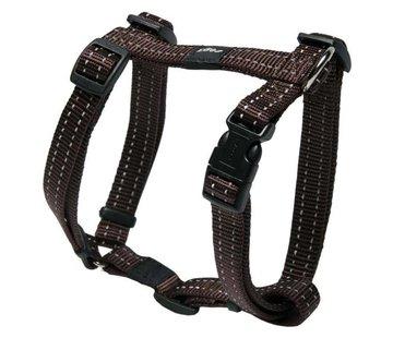 Rogz Dog Harness Utility Brown