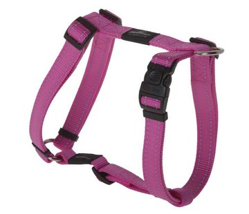 Rogz Dog Harness Utility Pink