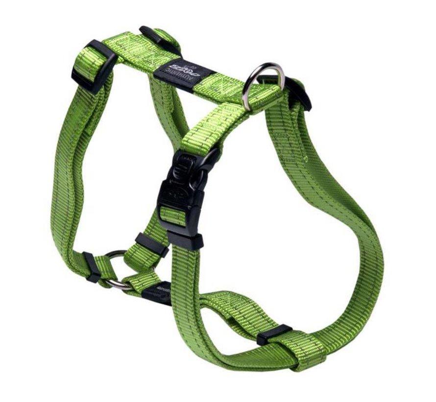 Dog Harness Utility Lime