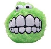 Rogz Dog Toy Fluffy Grinz Green