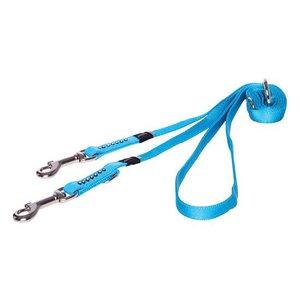 Rogz Dog Leash Multi Purpose Luna Blue