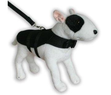Doxtasy Dog Harness Coat Mesh Black