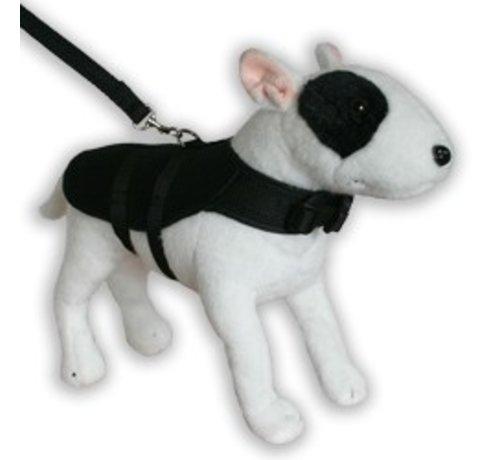 Doxtasy Hondentuig Dog Harness Coat Mesh Black