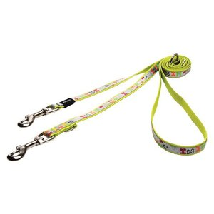Rogz Dog Leash Multi Purpose Trendy Multi Bones