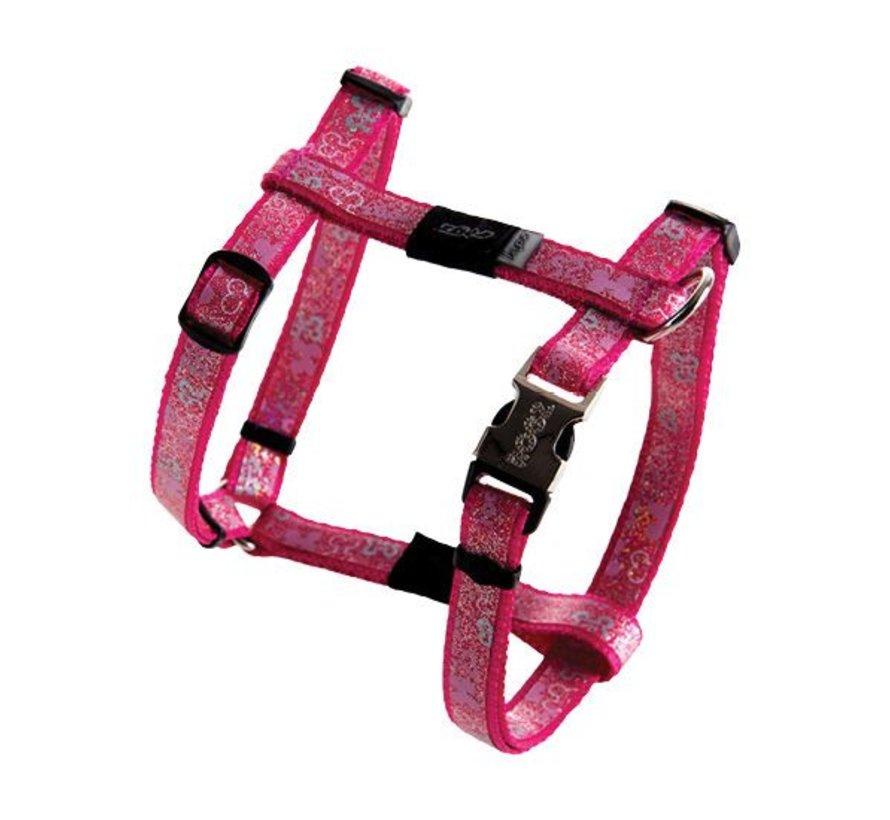 Hondentuig Trendy Pink Bones