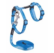 Rogz Cat Harness KiddyCat Royal Birds