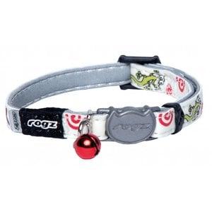 Rogz Cat Collar GlowCat Gecko