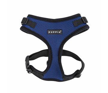 Puppia Dog Harness Ritefit Royal Blue