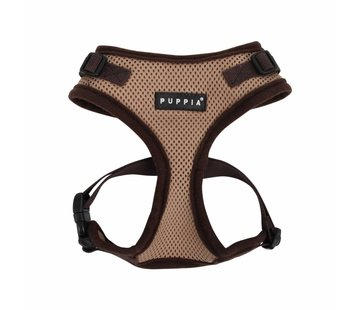 Puppia Dog Harness Ritefit Beige