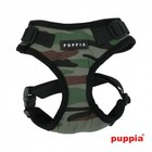 Puppia Dog Harness Ritefit Camouflage