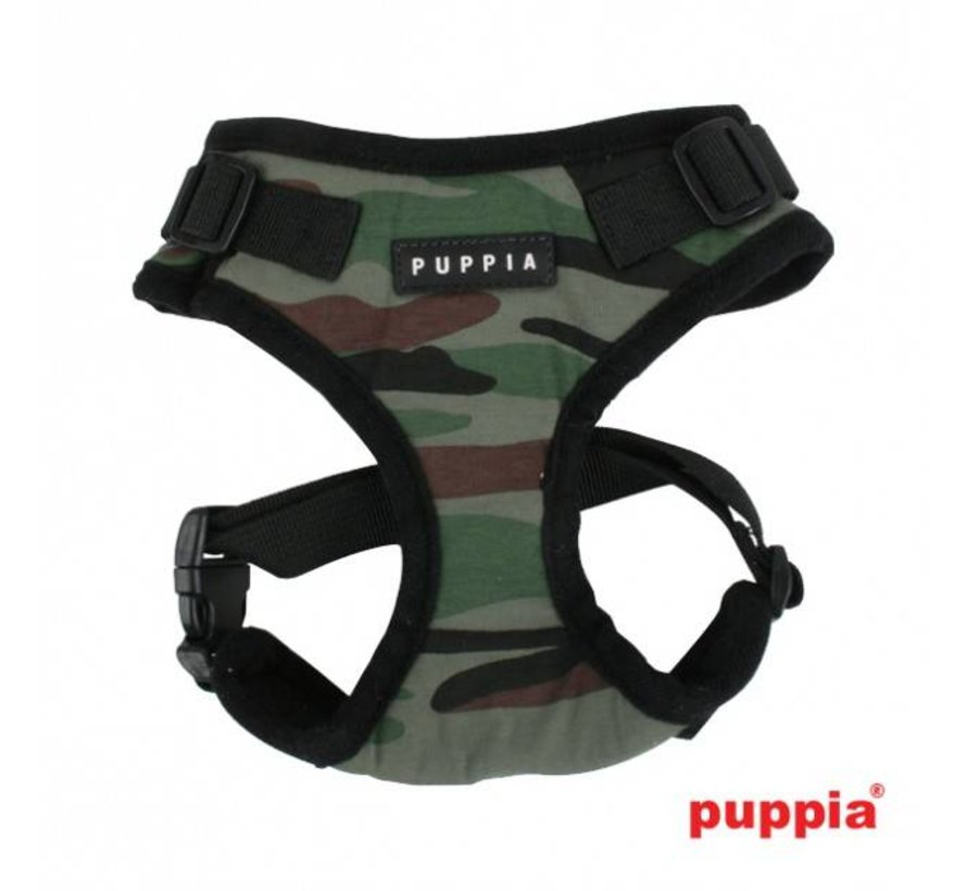 Dog Harness Ritefit Camouflage