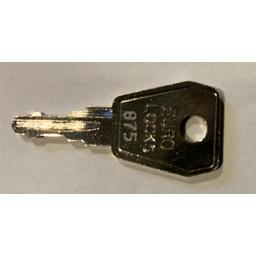 Wittenborg Sleutel voor kannenknop