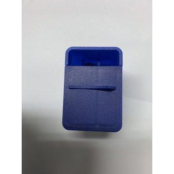 N&W Ventilatie bakje blauw