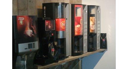 All coffee machine parts