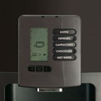 Bravilor  Bravo Instant koffiemachine MET WATERTANK !!!