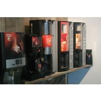 Gereviseerde koffie automaten