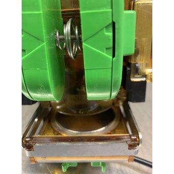 Filterbehuizing inclusief koffie filter plaat sigma brewer gallery 220/410