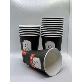 Bernie Holdijk  Nukoffie koffie bekers 180 cc - 2500 stuks
