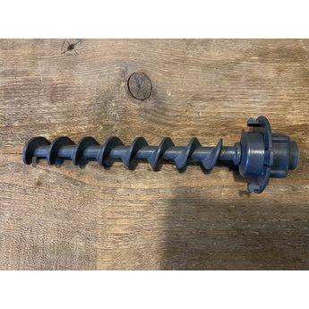 Bravilor worm wiel voor canister - gebruikt