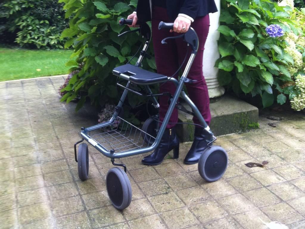 Connaissez-vous déjà le Rollator Parkinson?