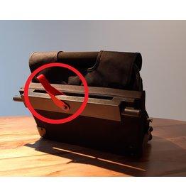 Rollz  Rollz Motion poignée métallique rouge