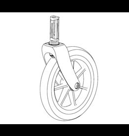 Rollz  Voorvork inclusief voorwiel en voorwielbevestiging