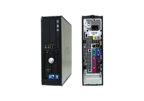 Refurbished Dell Optiplex 780 SFF Core 2 Duo E8400 - 250GB HDD