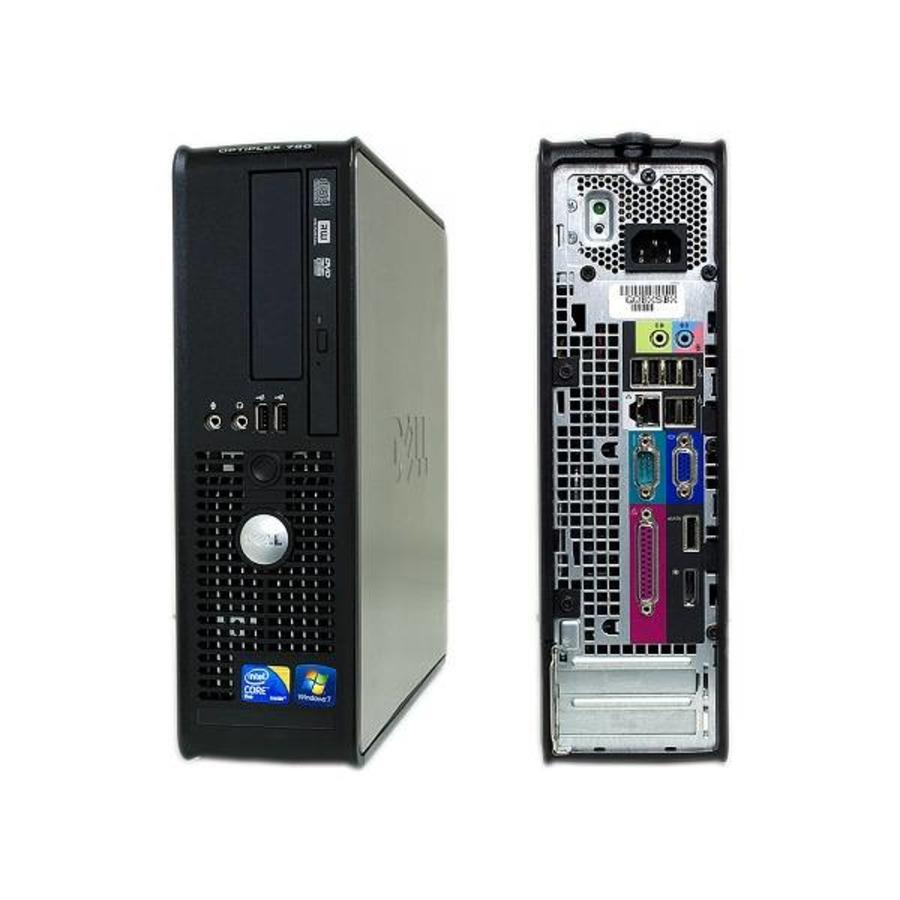 Refurbished Dell Optiplex 780 SFF Pentium Dual Core E5800 - 160GB HDD