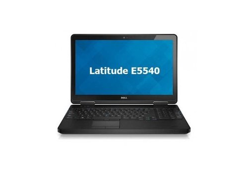 Refurbished Dell Latitude E5540  - i3-4030U - 128GB SSD