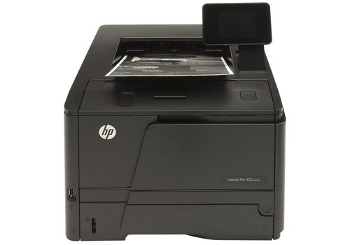 HP Netwerk Laserprinter M401dn Refurbished
