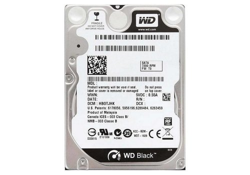 Western Digital WD Scorpio Black 160GB