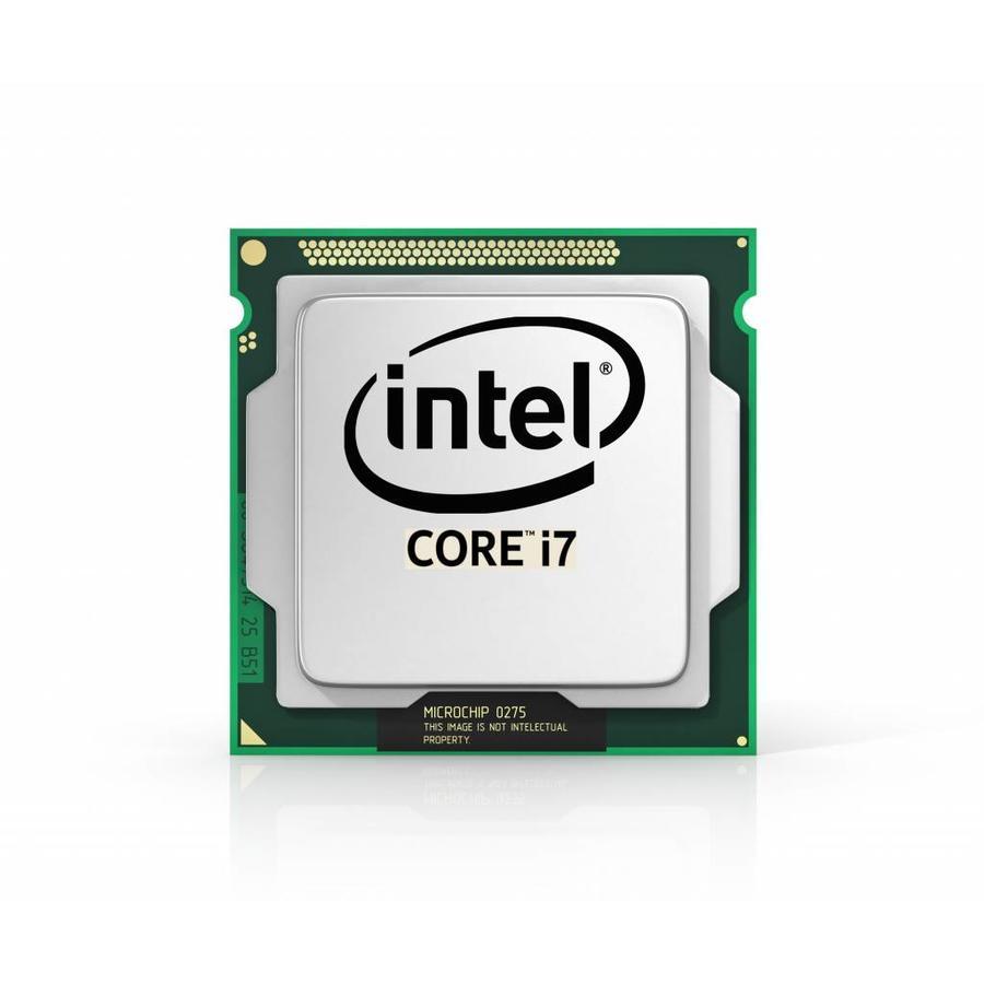 Intel Quad Core i7-2600s - 3.8GHz