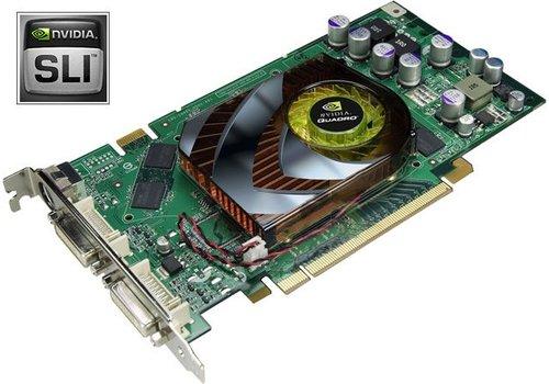 HP NVIDIA Quadro FX1500