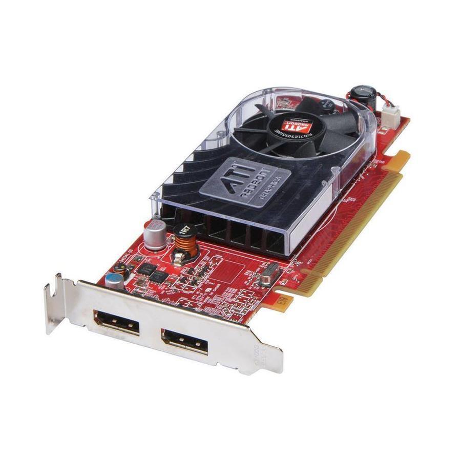 Low Profile Videokaart ATI AMD Radeon HD 3470