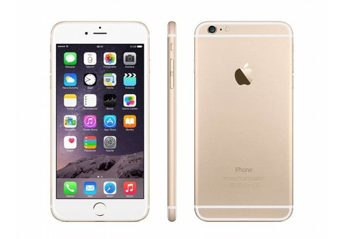 I-PHONE 6 Gold 16GB Refurb Brons (refurbished)