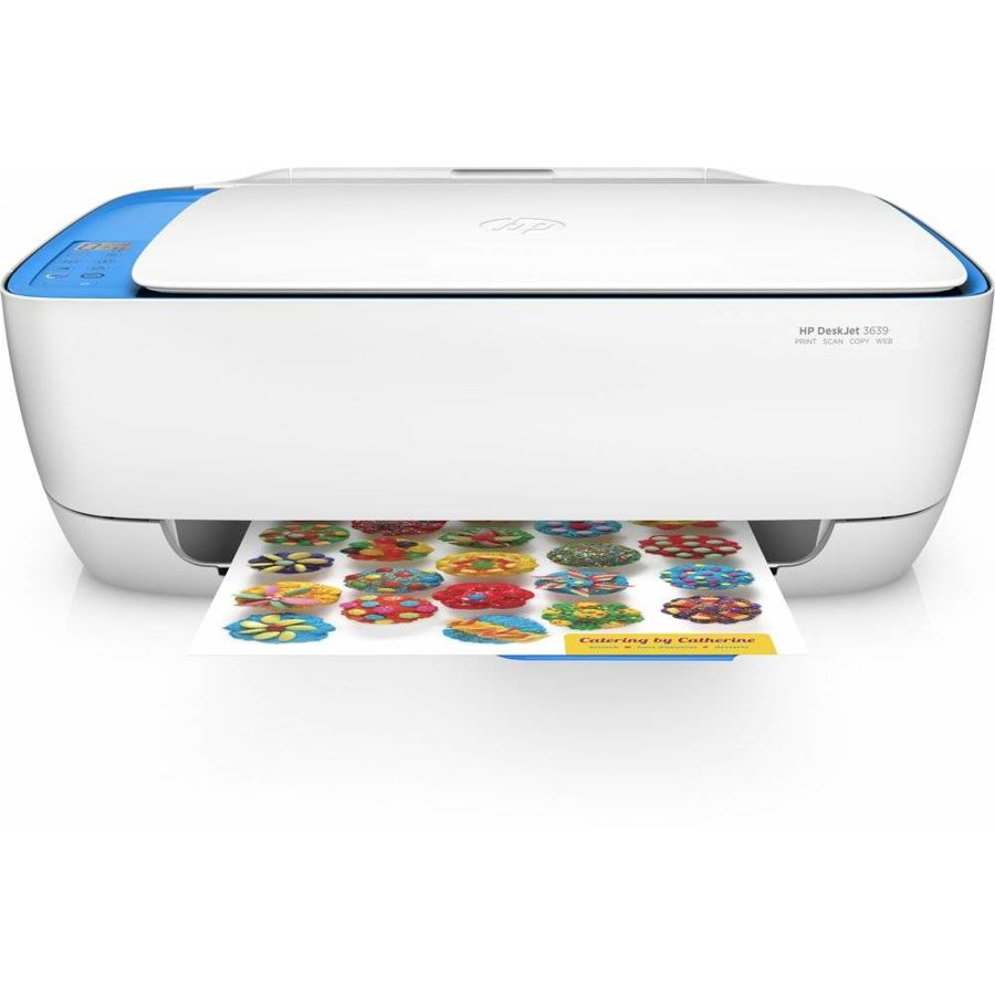 HP Inktjet 3639 All-in-One / Wifi / Airprint