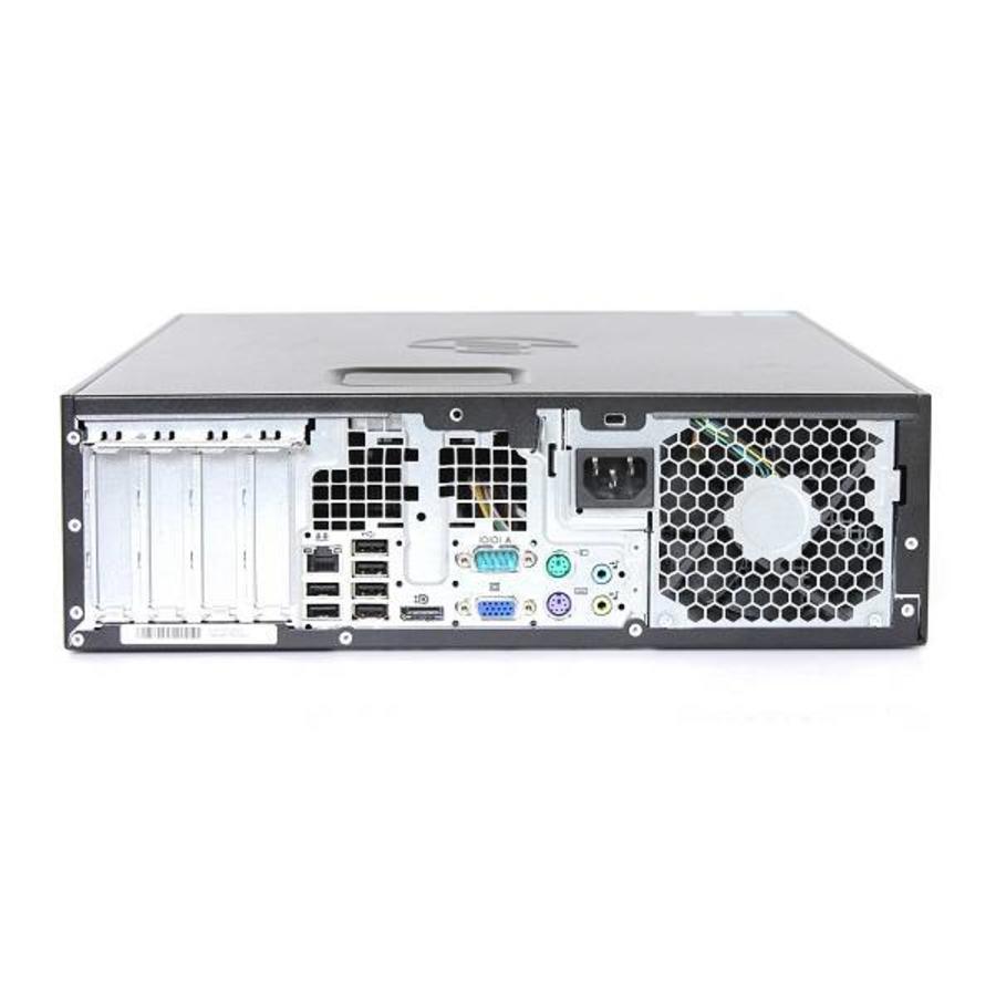 Refurbished HP Pro 8200 SFF - i3-2100 - 250GB HDD