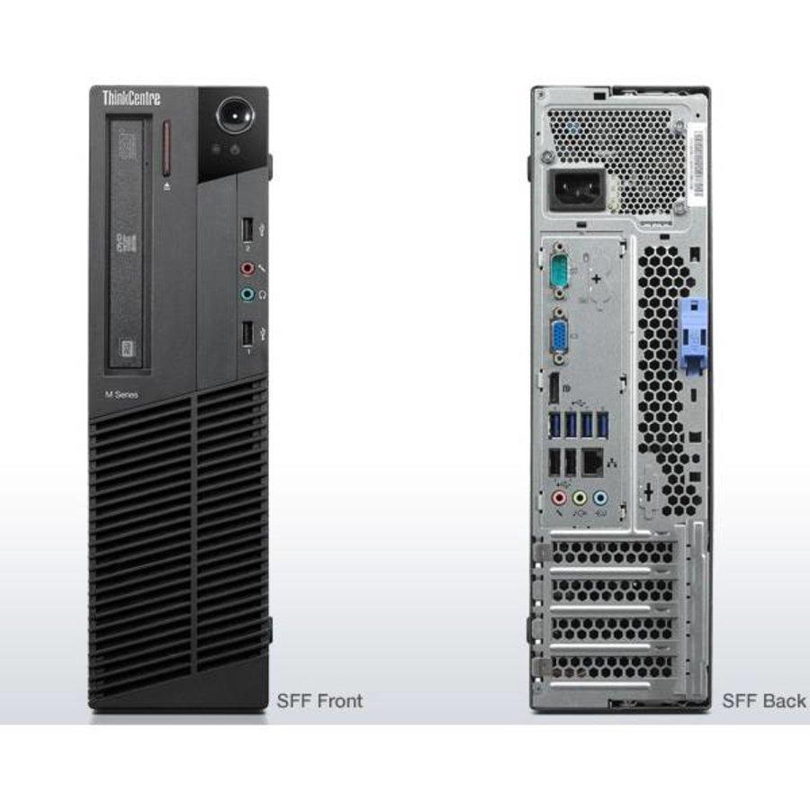 Refurbished Lenovo ThinkCentre M92P SFF i3-3220 - 250GB HDD