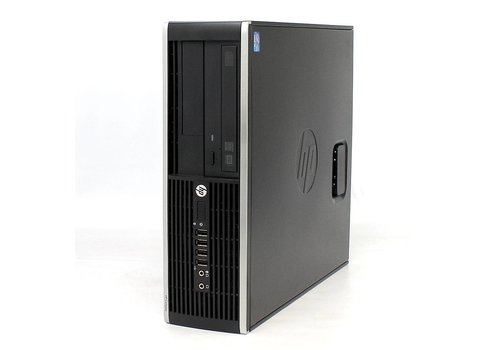 Refurbished HP Pro 6200 SFF i3-2100 - 250GB HDD