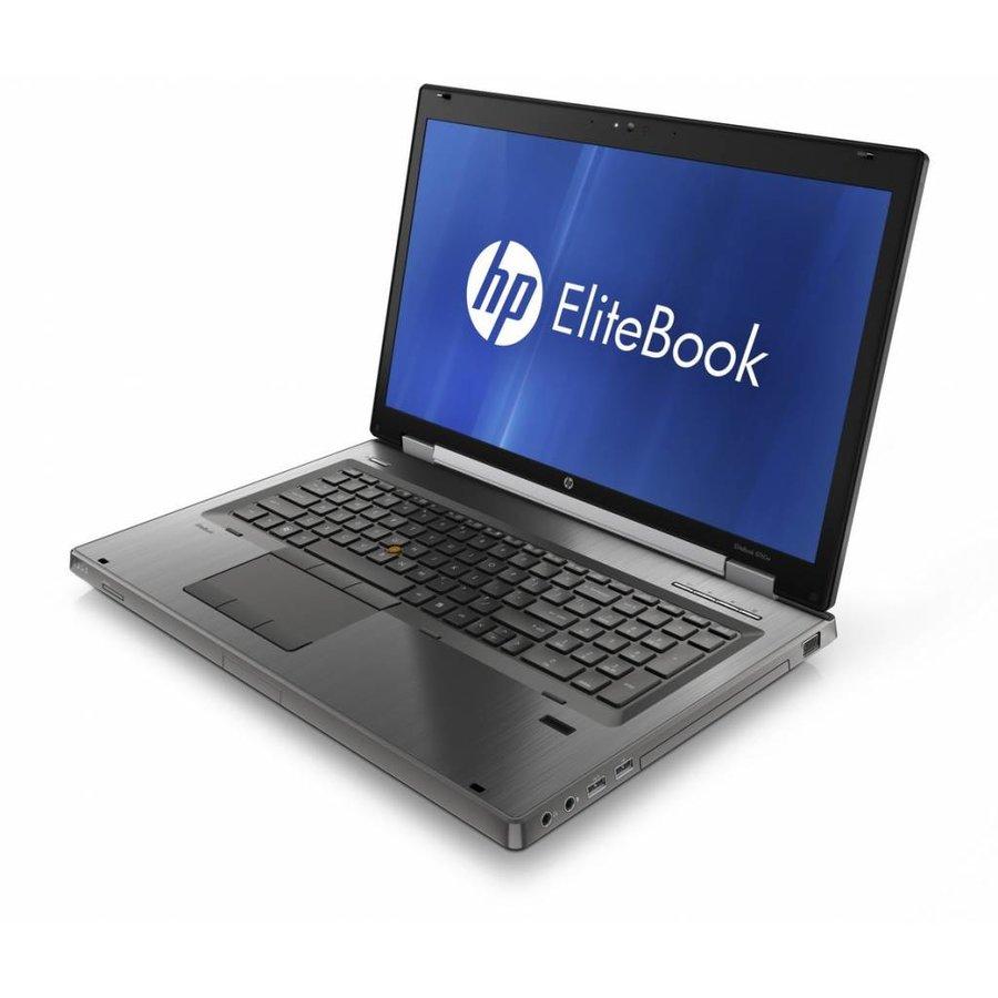 HP EliteBook 8770W i5-3360M - 60GB SSD