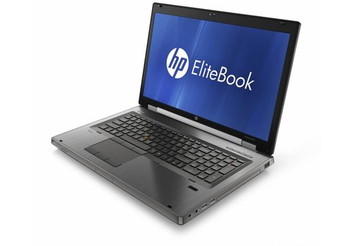 Refurbished HP EliteBook 8570W i7-3840QM - 180GB SSD