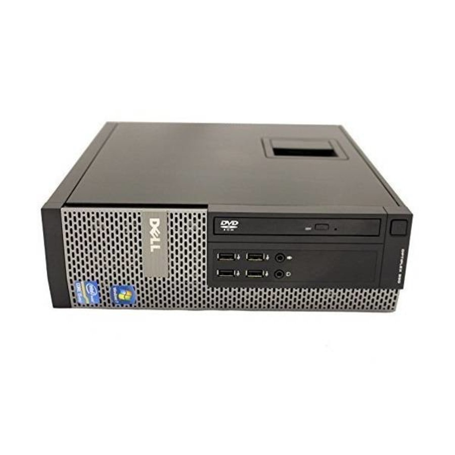 Refurbished Dell Optiplex 990 SFF i5-2400 - 240GB SSD