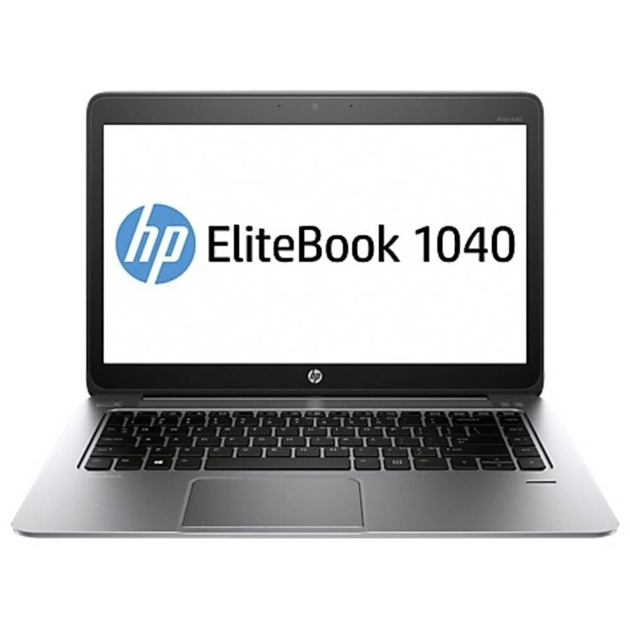 Refurbished HP EliteBook Folio 1040 G1 i7-4600U - 256GB SSD