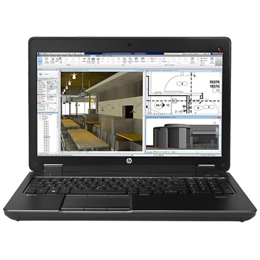 Refurbished HP ZBook 15 G1 i7-4800MQ - 480GB SSD