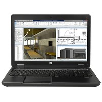 Refurbished HP ZBook 15 B-Grade G1 i7-4700MQ - 256GB SSD