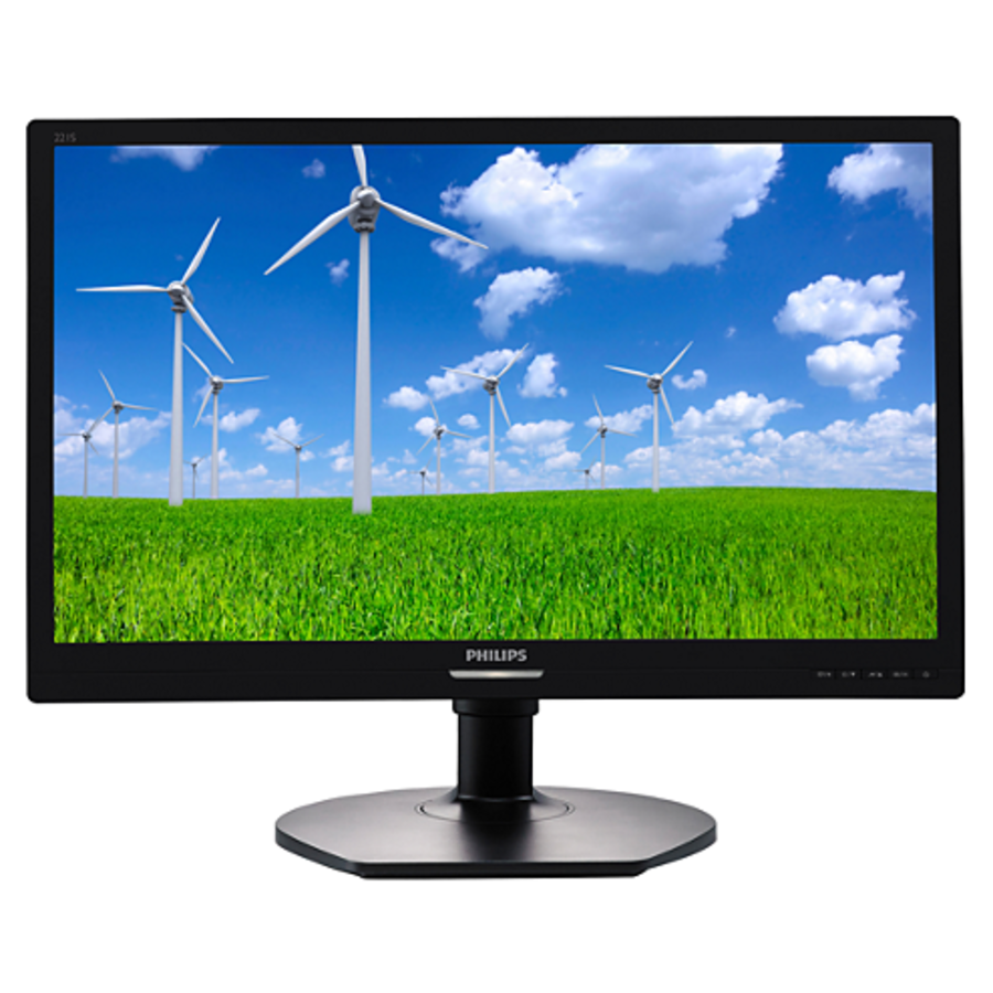 "Refurbished Philips 221S6l  21.5"" Monitor"