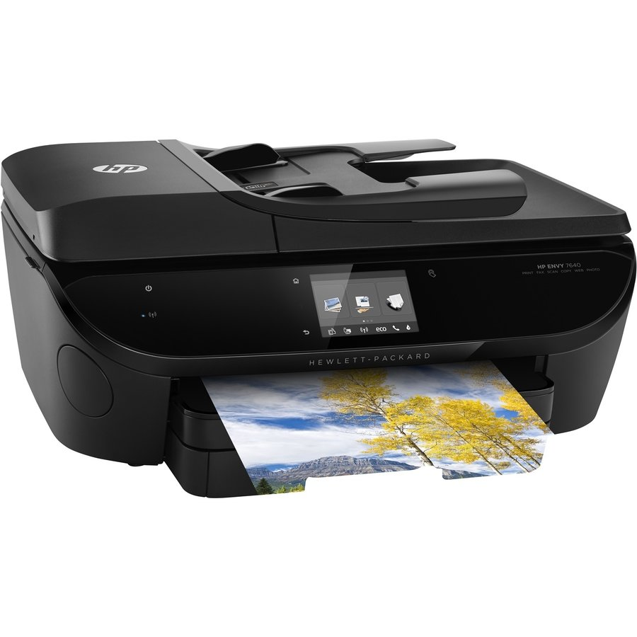HP ENVY 7641 InktJet Printer