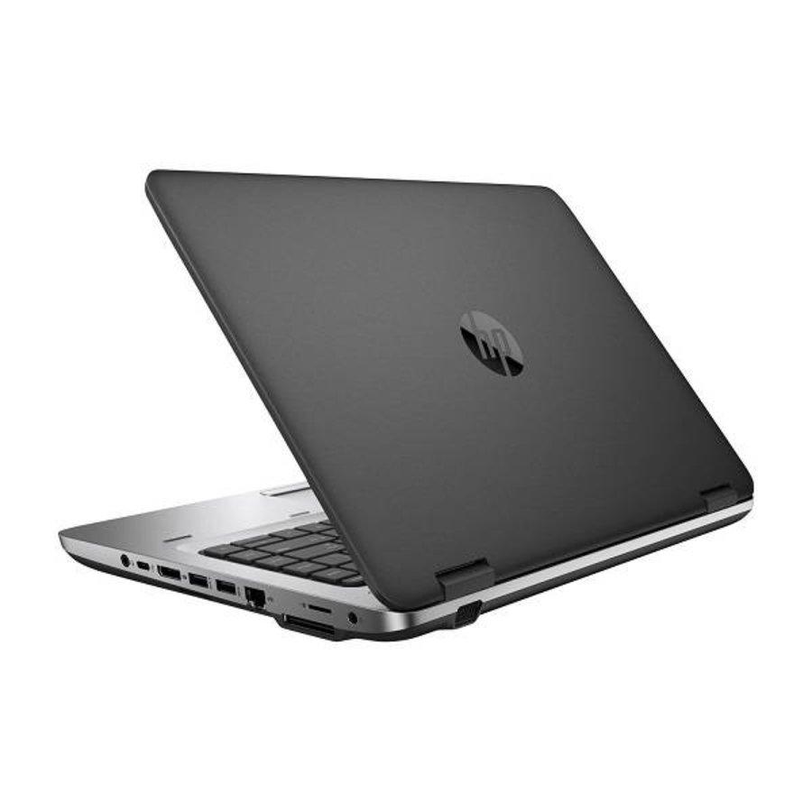 Refurbished HP ProBook 650 G2 i5-6200U - 128GB SSD