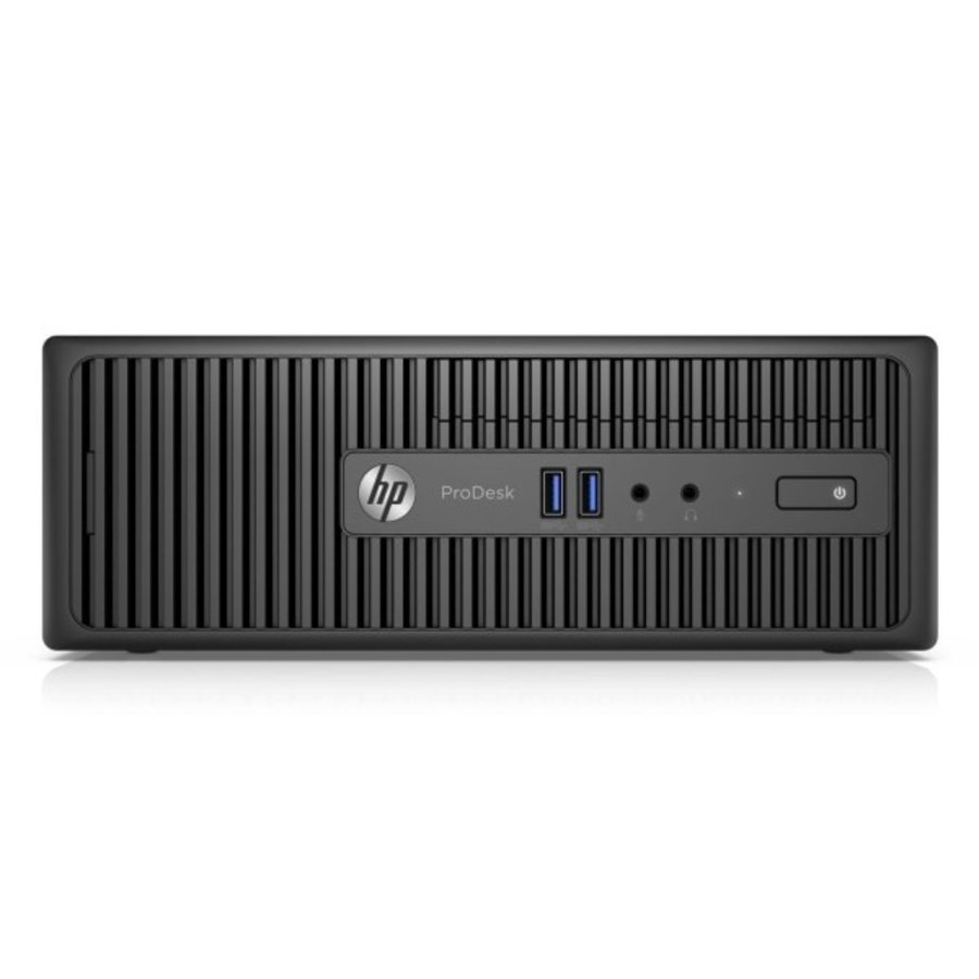 Refurbished HP ProDesk 400 G3 SFF - i5-6500