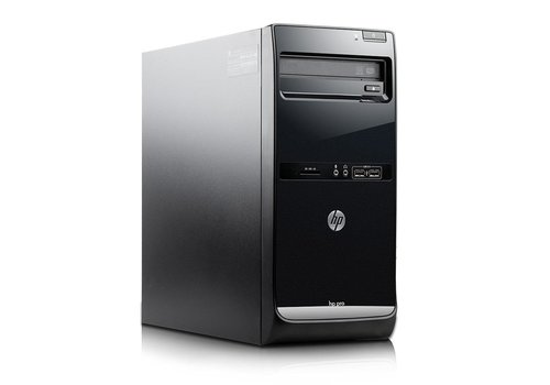 Refurbished HP Pro 3500 MT i3-2100 - 500GB HDD